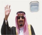 الملك سلمان يغادر المملكة الأردنية الهاشمية