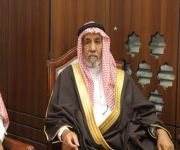 بحضور عدد من المشايخ ووجهاء المجتمع الشيخ مبارك بن مهل يحتفل بزاوج ابنه ماجد