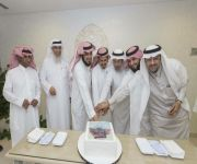 عبدالله المهيدب للمرتبة الحادية عشر بالشؤون الإسلامية