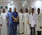 اليوم العالمي لصحة اليدين في مستشفى الرس العام