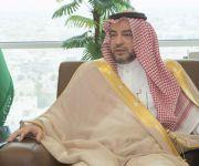 نائب وزير الشؤون الإسلامية يعزي أسرة الشيخ السهلي