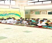 بالصور تكريم الطلاب المتفوقين في إبتدائية قصر العبدالله بالاسياح