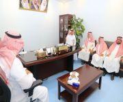 لجنة أهالي الاسياح تزور مستشفى المحافظة للإطلاع على الخدمات المقدمة للمرضى