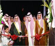 الوعلان وكلاء هيونداي تشكر أمير القصيم لافتتاحه الفرع الجديد