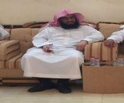 مدير عام فرع هيئة القصيم في ضيافة الشيخ بن حمدي