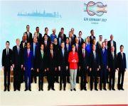 استقرار الاقتصاد العالمي يتصدر أعمال قمة مجموعة العشرين في هامبورغ
