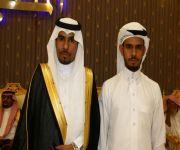 الشاب فيصل بن رابح البدراني الحربي يحتفل بزواجه