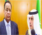 وزير الخارجية: جهود المملكة مستمرة لرفع العقوبات عن السودان