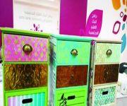 البنك الأهلي يُدرّب حِرَفيّات «أهالينا» على مُنتجات الديكوباج المُطوّر