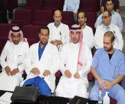 فريق الخلع الولادي ينهي عملياته في مستشفى الرس العام