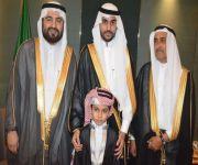 """د. عبدالله اللحيدان يحتفل بزواج نجله """" فهد """" بالرياض"""