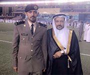 """""""عبدالله الوقيفة """" يتلقى التهاني بمناسبة تخرج نجله """" محمد """" ملازماً بالأمن العام"""