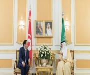 حرص مشترك على تطور العلاقات بين المملكة وتونس