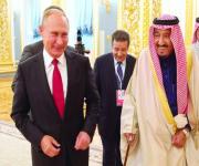 الرئيس الروسي: زيارة خادم الحرمين لموسكو شرف كبير لنا وحدث تاريخي