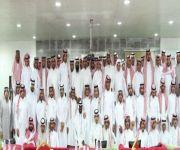 محافظ خليص يلتقي ب100 شاب ويشكل اول مجلس استشاري شبابي بمكة.