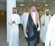 خلال زيارته لجامع الدبل النموذجي في الدمام نائب وزير الشؤون الإسلامية: نسعى إلى أن تكون مساجدنا نموذجية