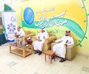 مدرسه قصر العبدالله الابتدائيه تفعل اليوم العالمي لمرض السكري٠