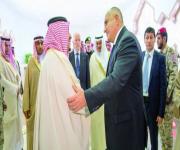 رئيس مجلس الوزراء البلغاري يغادر الرياض