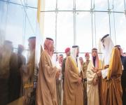 سلطان بن سلمان يضع ال٫حجر الأساس لمتحف القصيم الأقليمي بتكلفة 67 مليوناً