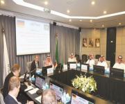 وفد ألماني يستعرض الفرص الاستثمارية الواعدة بالمملكة في غرفة الرياض