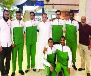 «أخضر المبارزة» في مواجهة إيطالية بكأس العالم