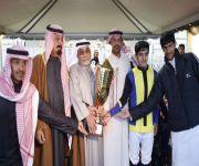 (داكوك) يحقق كأس دعم ميدان الملك سعود للفروسية بالقصيم