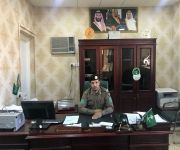 الرقيب أول فهد عبيد الحربي مديرا لشرطة مدرج