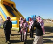 انطلاق مهرجان ربيع مركز البطين بالخيمة الشعبية والجوائز للحضور