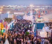 """بأكثر من ربع مليون زائر  """"ربيع بريدة 39"""" يتصدر المهرجانات الشتوية بالمملكة"""
