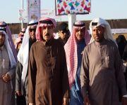 """محافظ البكيرية يفتتح مهرجان الربيع 39 تحت شعار """"ربيعنا غير"""