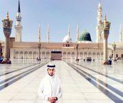 اقرأ في رحاب طيبه مباشرة من ساحات الحرم النبوي