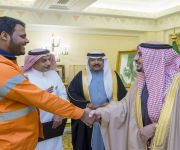 أمير القصيم : القيادة تعول على الشباب السعودي المضي في التطور والبناء