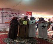 إدارة مساجد الاسياح توزع عدد كبير من الكتب والسيديات التي تحارب الإرهاب في ملتقى شباب الاسياح