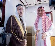 أمير القصيم: القيادة تولي تطوير الخدمات المقدمة للمواطنين كل الدعم والاهتمام