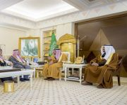 الأمير فيصل بن مشعل يستقبل عدداً من أعضاء مجلس الشورى