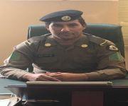 مدير شرطة القصيم يكلف الرقيب اول الحربي مديرا لشرطة ابالورود