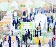 فعاليات مهرجان الفروالة في محافظة البكيرية