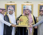 فيصل بن مشعل: مركز الأمير سلطان للقلب*بالقصيم ريادي بتقديم الخدمات*الصحية