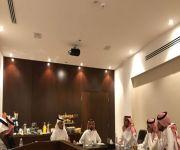 إدارة الجمعية السعودية للإدارة الصحية بالقصيم تعقد اجتماعها الأول