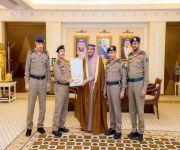 أمير القصيم: التضحيات التي يبذلها رجال الدفاع المدني محل تقدير الجميع
