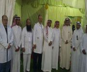 خدمات تثقيفية وتوعوية في ركن قطاع الصحة العامة بالبكيرية لزوار مهرجان الفراولة