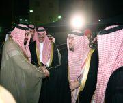 سمو أمير منطقة القصيم يرعى حفل جائزة الذكير للتفوق .