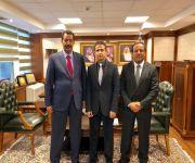 قائد المدارس السعودية في اسطنبول يثمن استقبال وتكريم القنصل السعودي