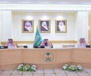 """أمير القصيم يستعرض تقرير نظام """"إنجاز"""" لمتابعةالمشاريع بمجلس المنطقة"""