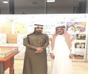 رئيس هيئة الصحفيين السعوديين يزور متحف المجحدي