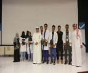 الجمعية السعودية للادارة الصحية تكرم فريق نبض القلب التطوعي