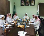 مجلس إدارة الجمعية السعودية للإدارة الصحية يعقد إجتماعة الإعتيادي السادس