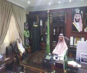 الاستاذ العدل مديرا لإدارة المساجد في محافظة عيون الجواء