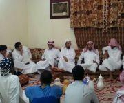 ((ثانوية محمد الشبيلي بمحافظة عنيزة يزرون مركز هيئة الخبيب ببريدة