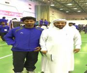 المريخي: يشخص رياضة الجامعات في المملكة